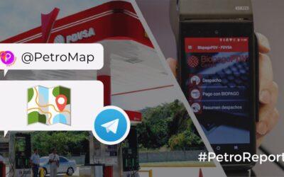 PetroMap lanza la campaña #PetroReporte para la geolocalización de estaciones de servicio en Venezuela