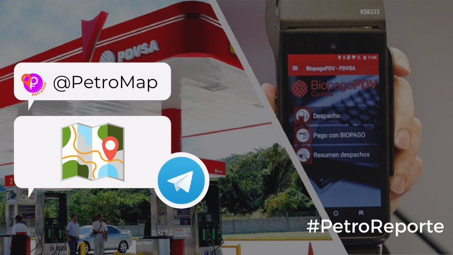 Petromap petroreporte gasolina biopago