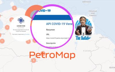Puesta en marcha del Bot Telegram para el seguimiento de casos de COVID19 en Venezuela
