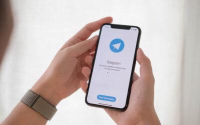 Curso en linea: Telegram para Educadores